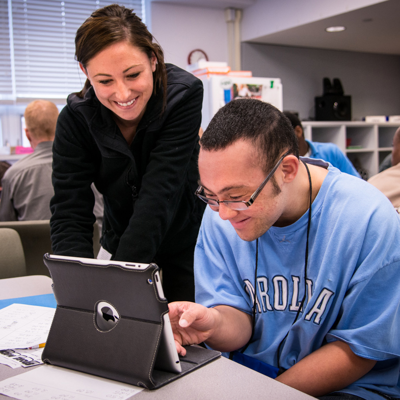 Adult Education and Literacy with Technology