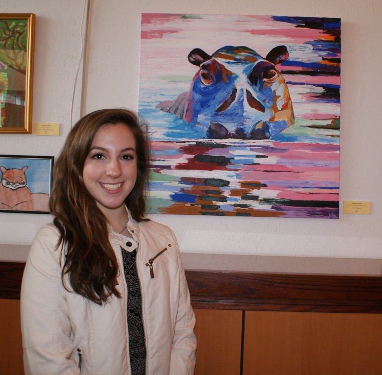 2016 Youth Artist People Choice Award Winner