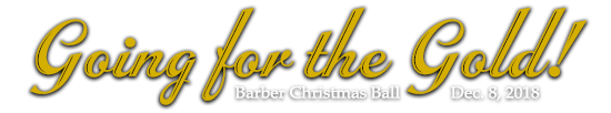 2018 Barber Christmas Ball