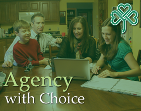 agency with choice image