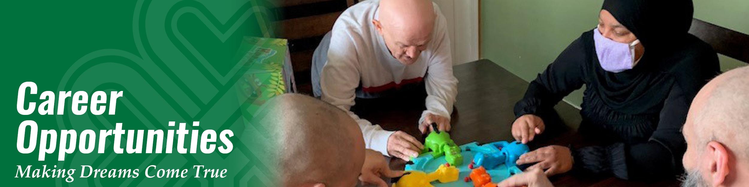 Careers in Philadelphia at Barber National Insitute