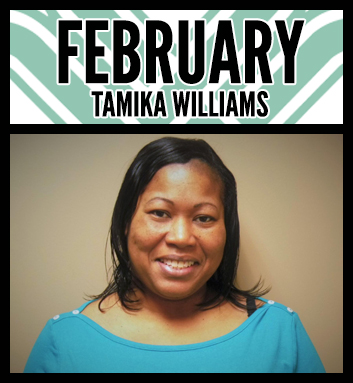 Tamika Williams