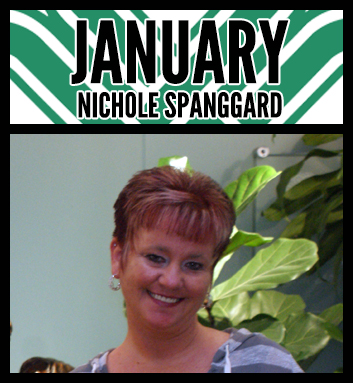 Nichole Spanggard