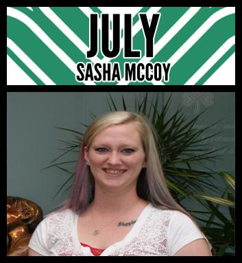 Sasha McCoy
