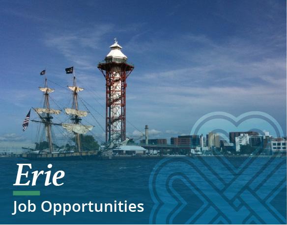 Job Opportunities - Erie, PA