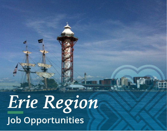 Job Opportunities - Erie, PA