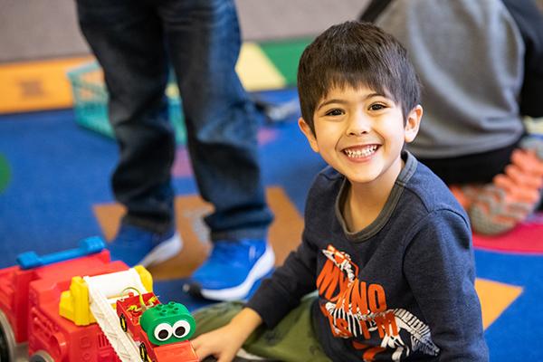 Happy Hearts Inclusive Preschool
