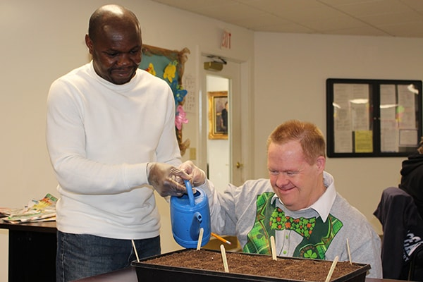 Day services for adults with disabilities in Pittsburgh PA