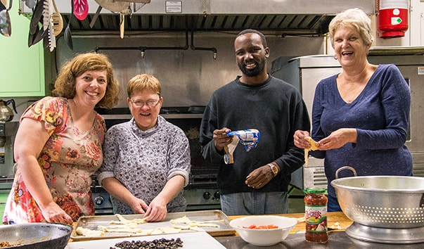 Club Erie Cooking for Adults with Intellectual Disabilities - Club Erie