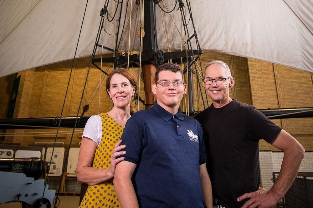 Lifesharing Through Family Living - Exploring a Ship