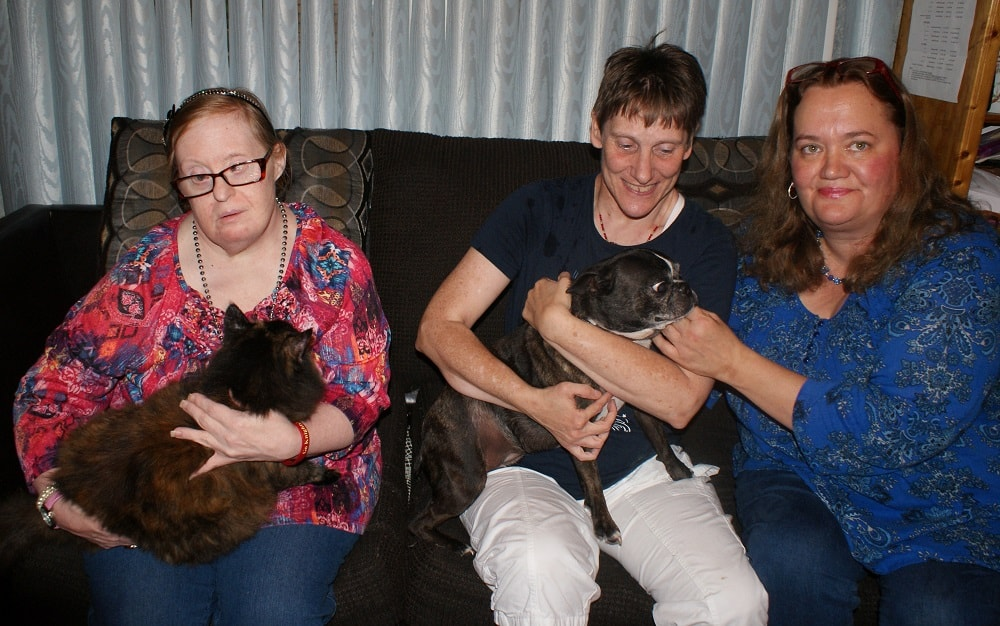 Lifesharing Through Family Living - Pets