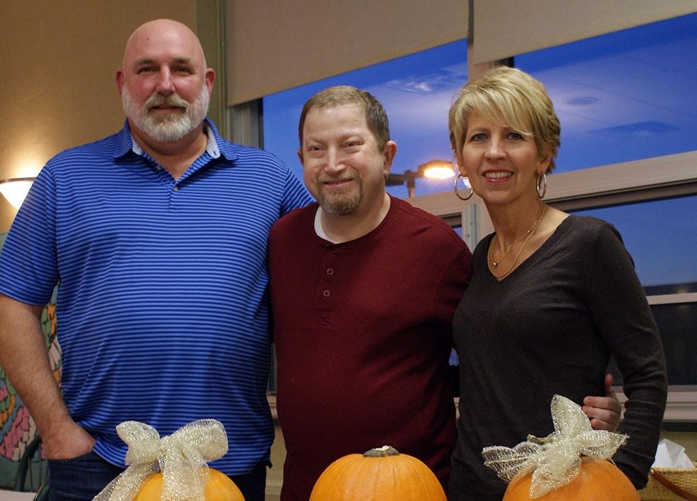 Lifesharing Through Family Living - Pumpkins