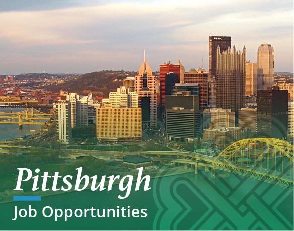 Job Opportunities - Pittsburgh, PA