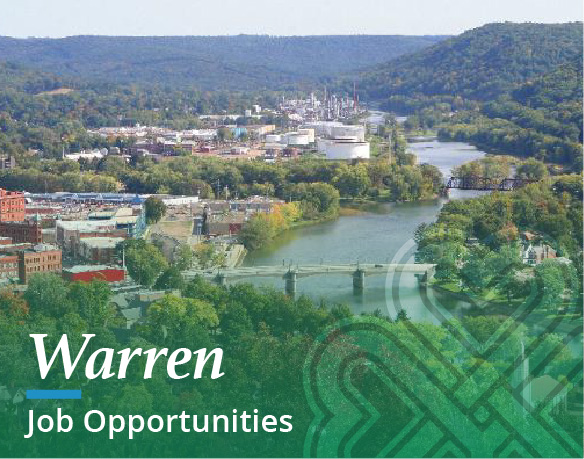 Job Opportunities - Warren, PA