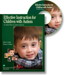 Effective Instruction for Children with Autism Book Cover