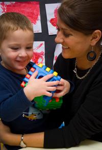 child - bright beginning early intervention