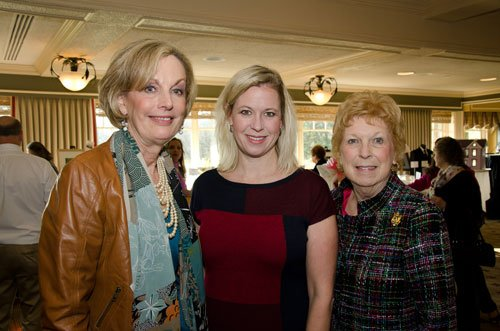 Maureen Barber-Carey, Jennifer Pontzer, Martha Jean Nygaard