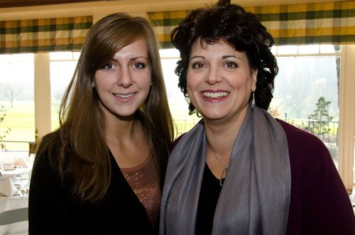 Ashley Lucas and Cara Merski