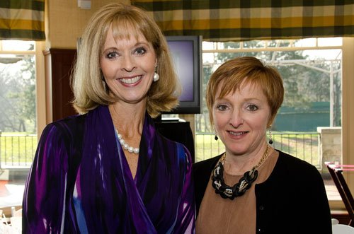 Betsy Bort and Lori Sala