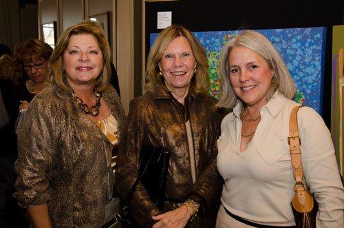 Karen Imig, Penny Austin and Deb McDonald
