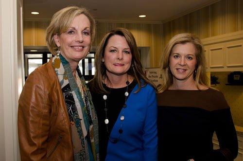 Maureen Barber-Carey, Ellen Colao and Dana Zaphiris