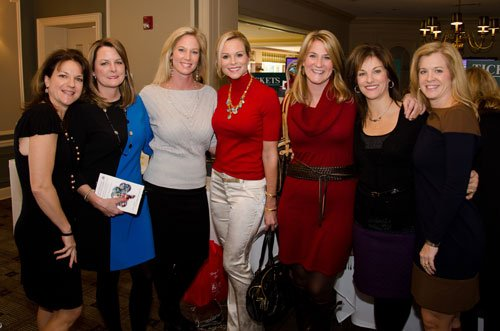 Laurie Bretz, Ellen Calao, Aimee Baumann, Helen Agresti, Eliza Petersen, Patty Bloomstine, Dana Zaphiris