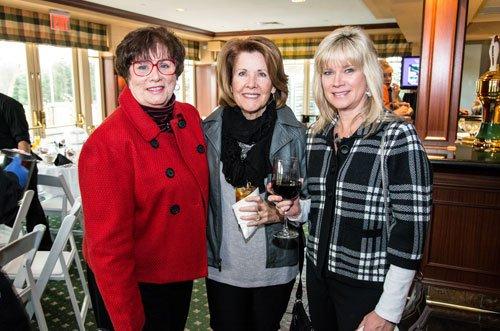 Jane Carney, Nancy Brower, Gwynne Kraus