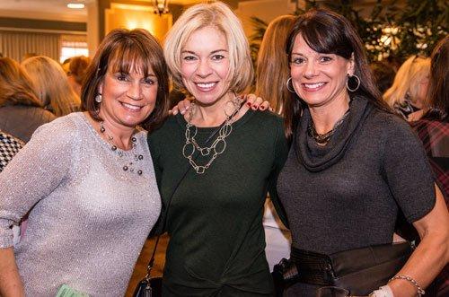 Susan Dey, Kristin Talarico and Lisa Keller