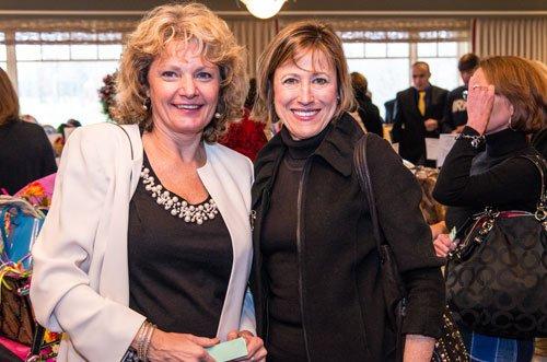 Christine Konzel and Mary Ita Power Musatto