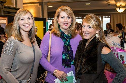 Taylor, Michele and Paige Carlotti