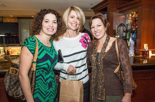Maria Scott, Jen Pfeffer and Kim Mascia