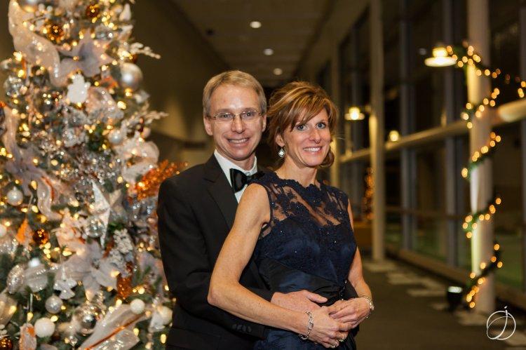 Tim and Gretchen Hunter