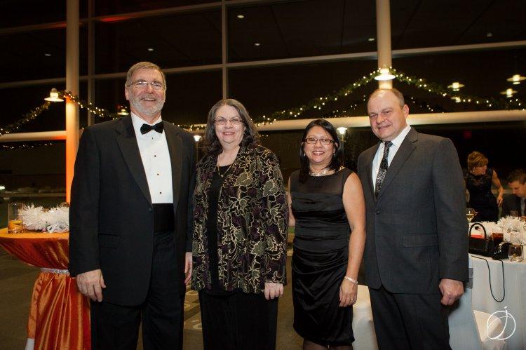 Joe & Rhonda Schember, Joanne & Paul Janicke