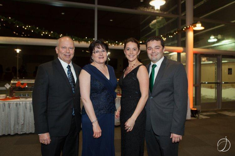 Chip & Teresa Shamburg, Ashleigh Johnson and Craig Shamburg