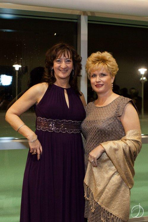 Linda Spinelli & Stephanie Forish
