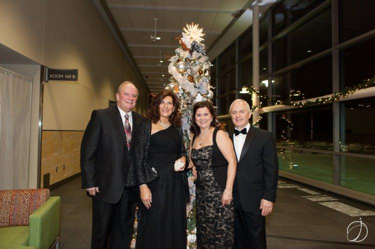 Jeff & Janet Young, Lilly & Radu Bogdan