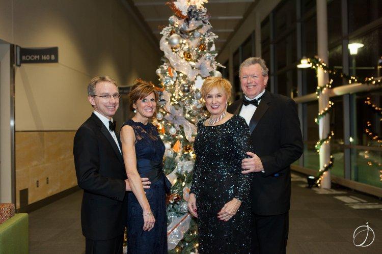 Tim & Gretchen Hunter, Bridget & John Barber