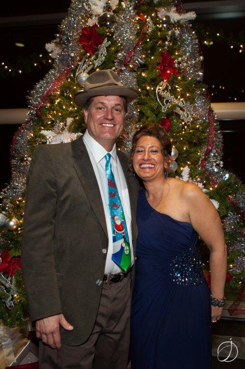 Fred Sickert, Jr. & Christine Vomero