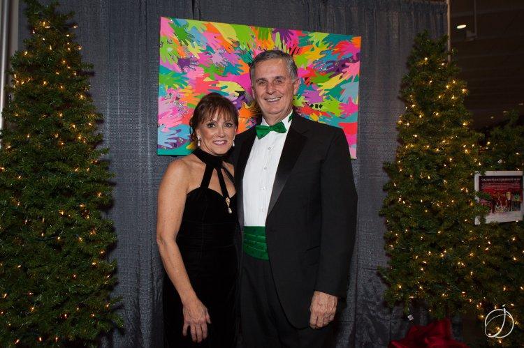 Denise Brewster and Judge Mike Dunlavey