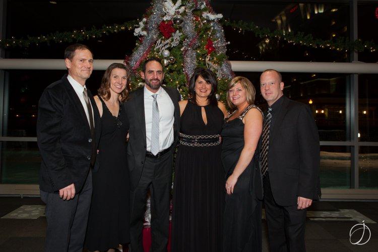 Mark & Laurie Whitney, Dr. Damian & Amy Derlink, Michele & Matthew Higham