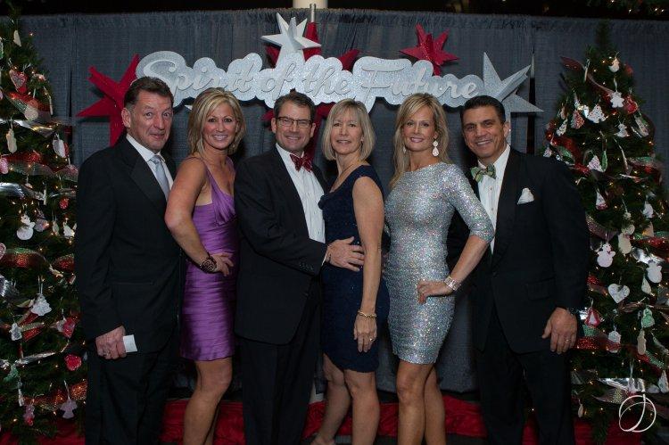 Jeffrey & Wendy Johnson, John & Carolyn Bauman, Suzanne and Judge John Trucilla