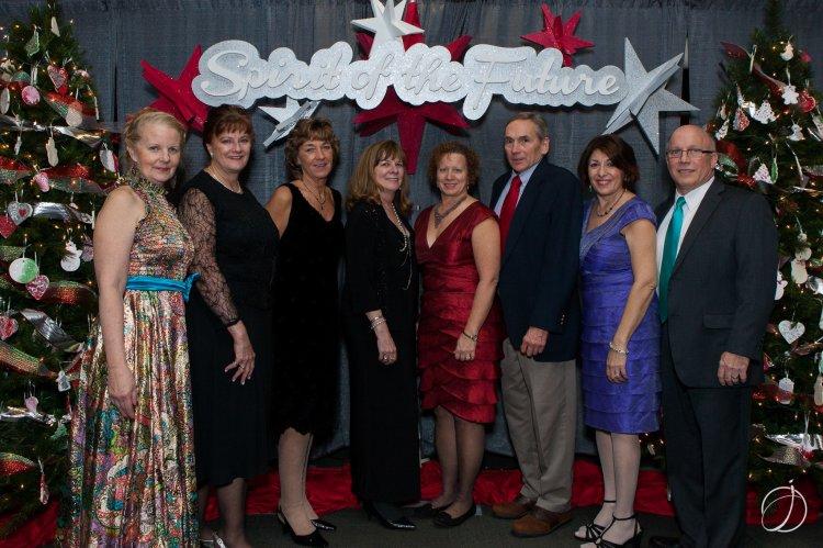 Mary Carol Gensheimer, Peggy Vommaro, Kathy Carrig, Doreen & Rick Petri, Denise and Mike Lorei