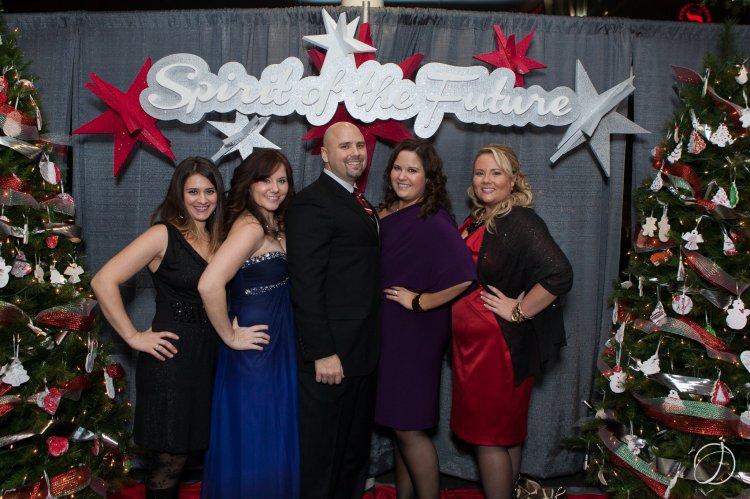 Charla Hammel,  Erica Howland, Bob & Emily Merski and Lesley Ridge