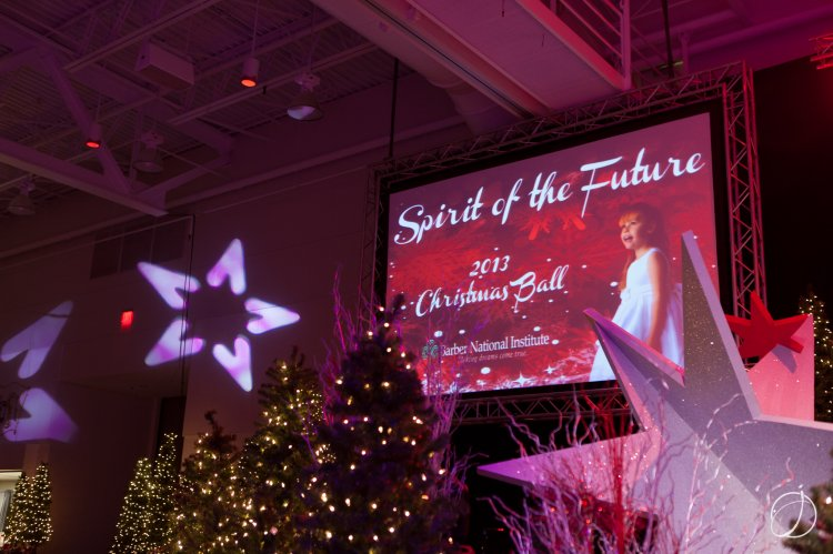 The 2013 Christmas Ball benefitting the Dr. Gertrude A. Barber Foundation