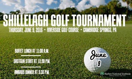 Shillelagh Golf Tournament