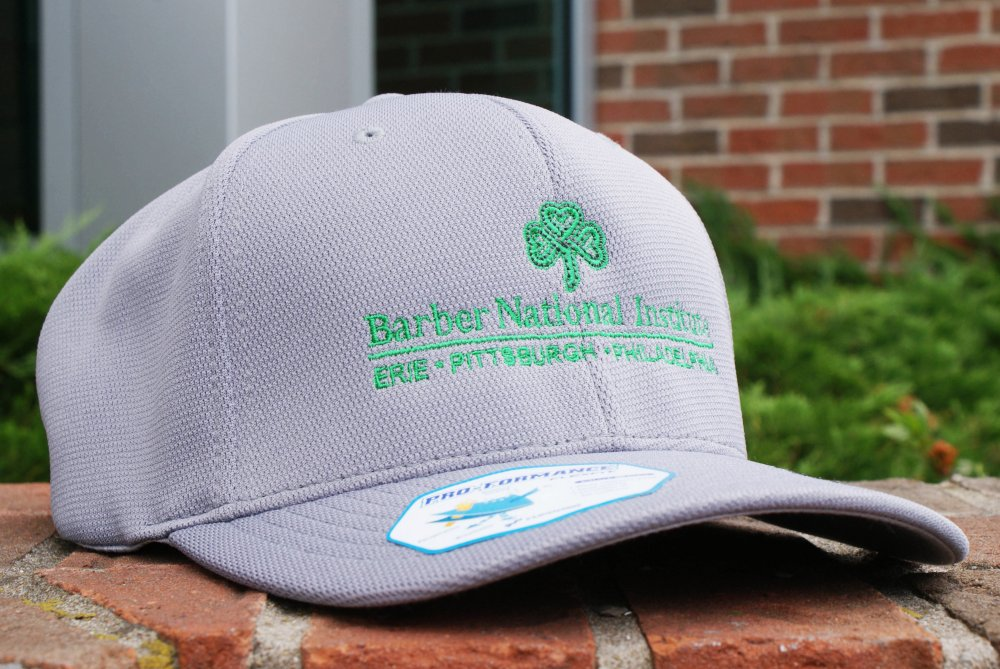 Barber National Institute Flexfit Ball Cap