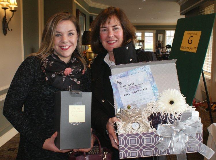 2016 Gift Basket Raffle Winners