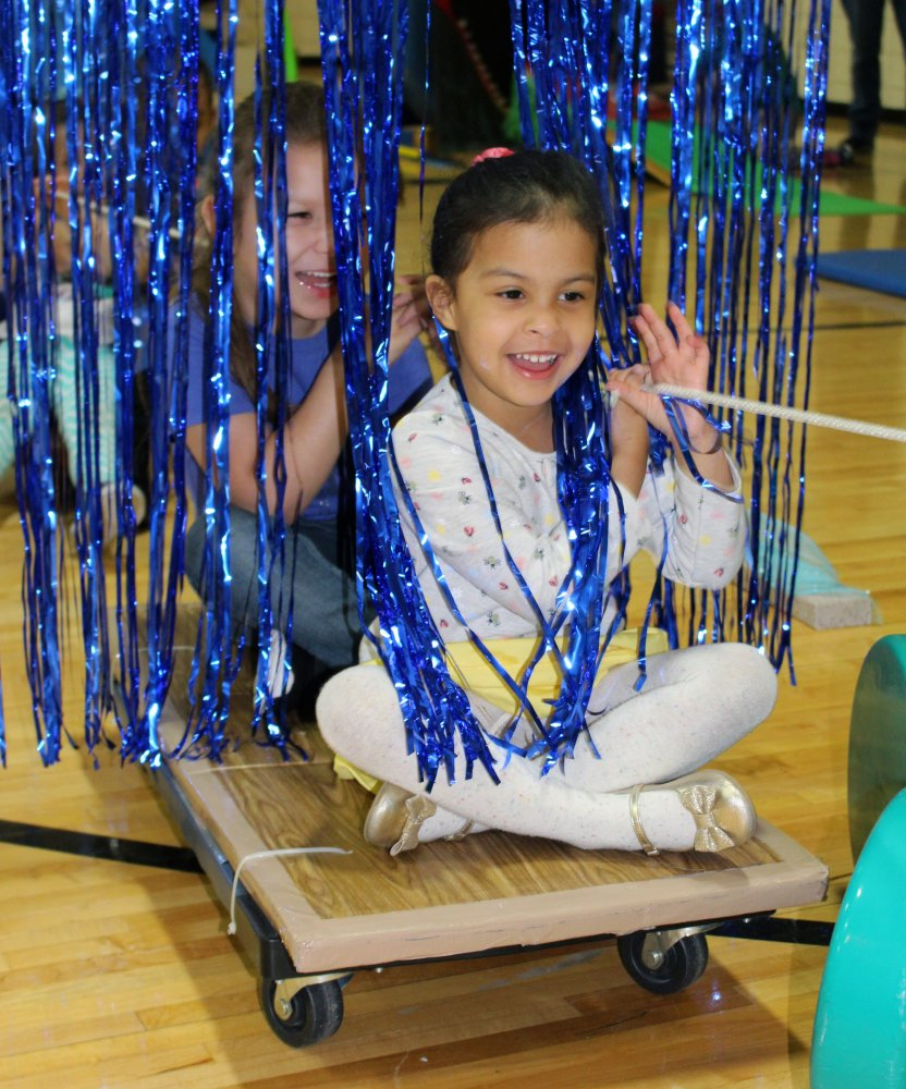Mini-Beast a Hit With Students