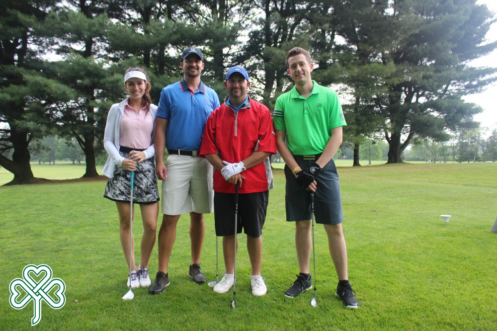 2017 Shillelagh Golf Tournament Winners