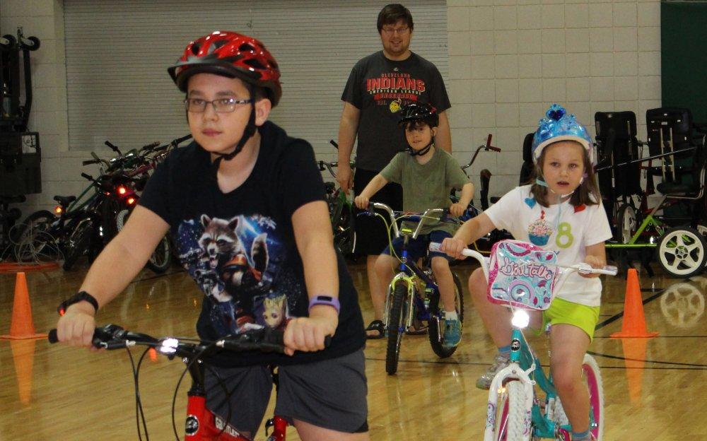Success at Bike Camp